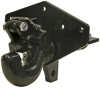 15-Ton Forged Swivel-Type Pintle Hook