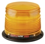 Low Profile Amber Dome Strobe Light